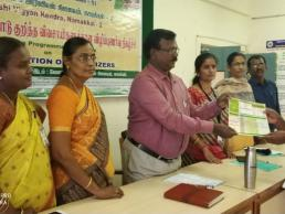 awareness programme on right application of fertilizers
