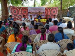 Convergence programme at DFI village